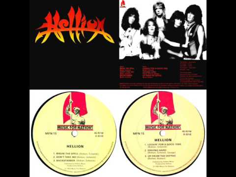 "Helion - Hellion (Full 12"" EP 1983) [VINYL RIP] Mp3"