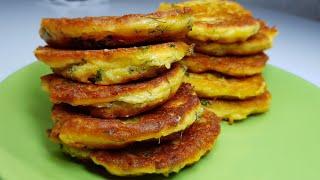 Мини-Лепёшки для всей семьи 👌 Хороший 👍Рецепт для Вкусного Завтрака