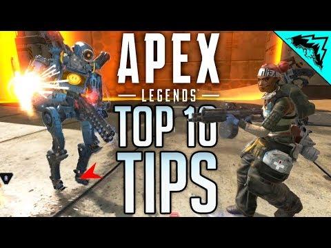 Apex Legends Top 10 Tips