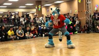 Bemani - BLFC 2014 Fursuit Dance Competition