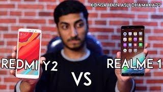 Redmi Y2 vs Realme 1 - Which One You Should Buy??