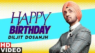 Birthday Wish | DILJIT DOSANJH | Birthday Special | Latest Punjabi Songs 2020