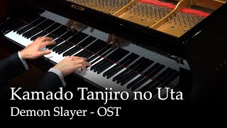 Kamado Tanjiro no Uta - Demon Slayer OST [piano]