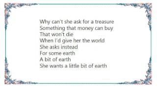 Charlotte Church - A Bit of Earth Lyrics