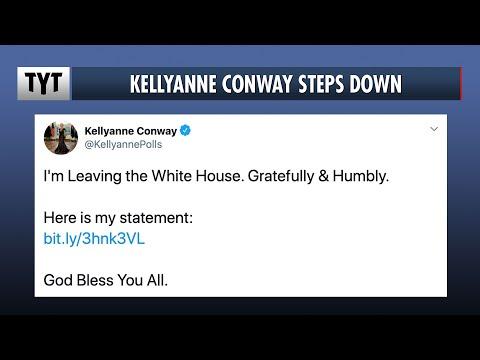 Kellyanne Conway Resigns After Daughter SHAMES Her