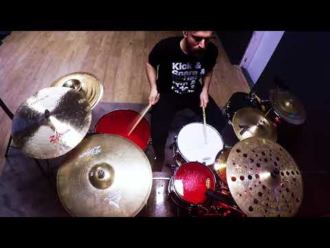 Jacopo Volpe - Post Malone - Zack & Codeine (Drum Cover)