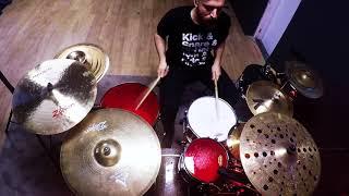 Jacopo Volpe - Post Malone - Zack & Codeine (Drum Cover)