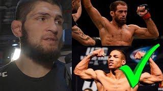 СРОЧНО! МАЙРБЕК ТАЙСУМОВ ПРОТИВ КЕВИНА ЛИ НА UFC В РОССИИ ! МЕСТЬ ЗА ХАБИБА !
