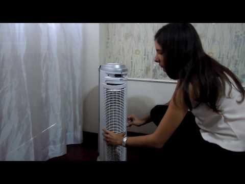 Inspección del Purificador de aire Bionaire BAP1700-I-065 (Activa los subtítulos)