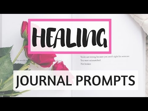 10 JOURNAL PROMPTS FOR HEALING by Undefined Therapy