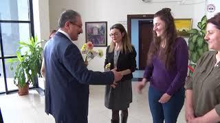"""ERÜ'de """"8 Mart Dünya Kadınlar"""" Günü Etkinliği"""