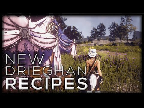 Black Desert Online [BDO] Drieghan Coverage: New Items Added