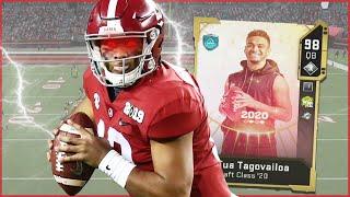 Tua Tagoviloa Is ALREADY A Glitch In The NFL! (Madden 20)
