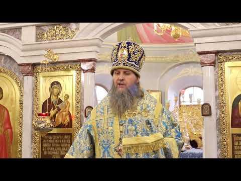 Слово митрополита Даниила в день Иверской иконы Божией Матери