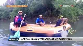 Pacu Adrenalin di Wisata Arung Jeram Lubuk Linggau