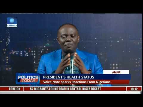 Politics Today: President's Voice Note Sparks Reactions From Nigerians Pt. 2