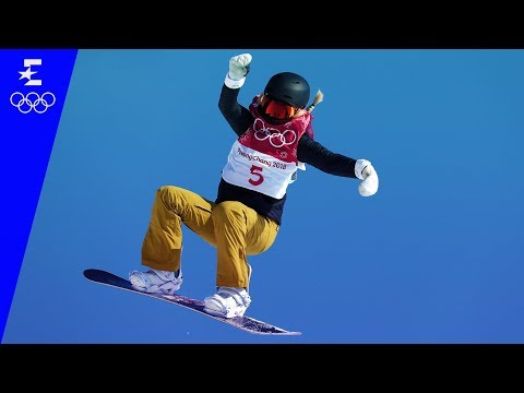Snowboard | Ladies' Big Air Highlights | Pyeongchang | Eurosport