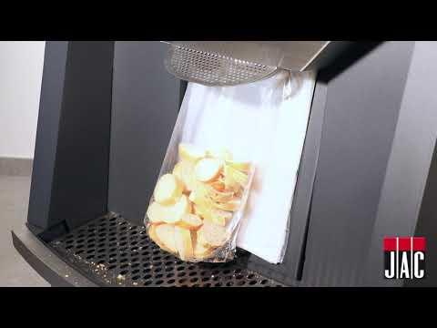 video 1, Trancheuse à baguettes Self-service