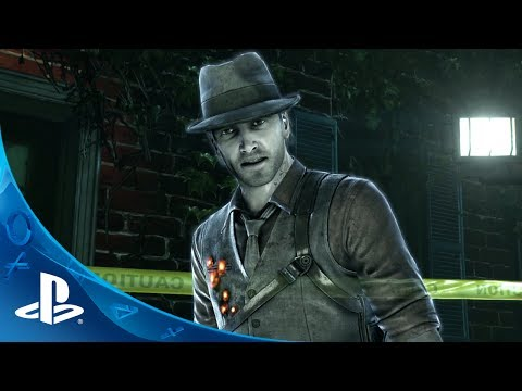 Murdered Soul Suspect -- Launch Trailer thumbnail