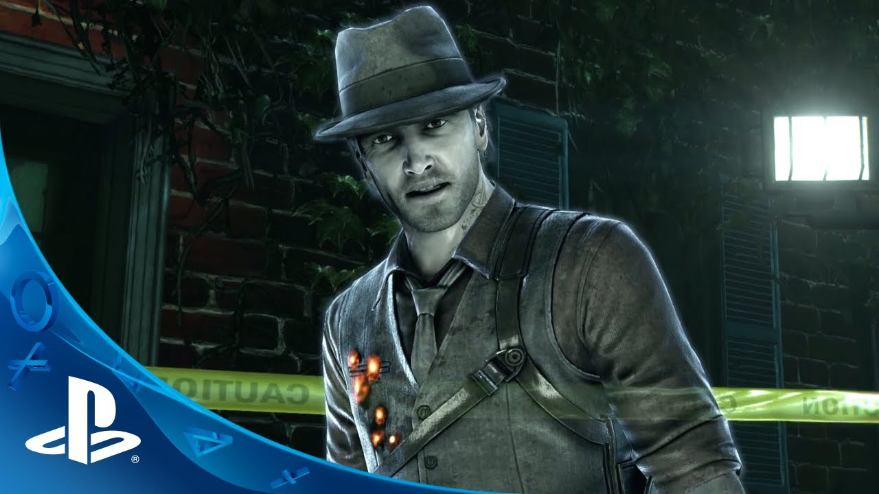 Murdered: Soul Suspect Out Today on PS4, PS3