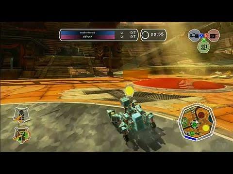Видео № 1 из игры Banjo Kazooie: Шарики & Ролики [X360]
