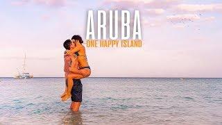 FIRST ARUBA VACATION - One Happy Island