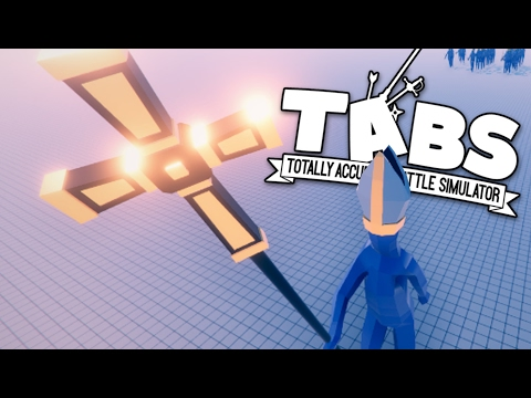 TABS – Priest Army Heals and Resurrects Footmen!- Totally Accurate Battle Simulator