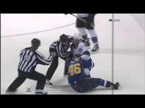 Roman Polak vs. Kyle Clifford