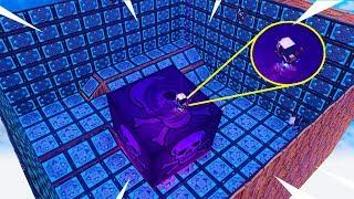 On Drift sur le Cube , Le Cube Infernal 2.0 ! Fortnite Terrain de Jeu !