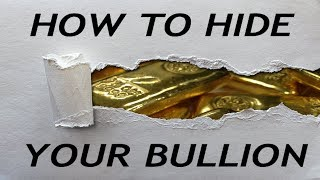 How to Store Gold Silver? | SDBullion.com