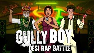 Gully Boy: The Desi Rap Battle Spoof    Shudh Desi Endings