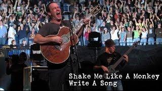 Dave Matthews Band - Shake Me Like A Monkey - Write A Song - (Audios)