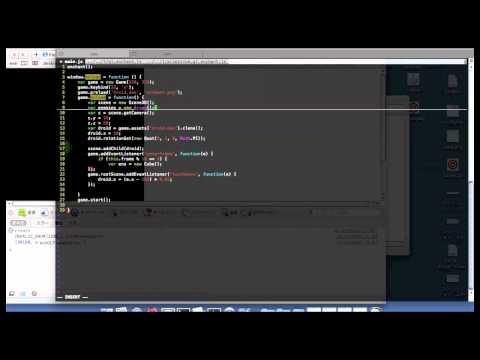 10分で作るWebGL対応の3Dシューティングwith enchant.js