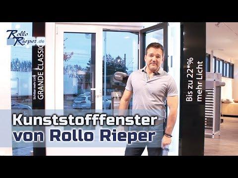 Kunststofffenster Grande Classic / Oknoplast von Rollo Rieper