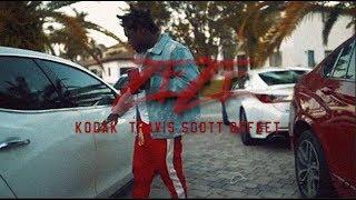 Kodak Black   ZEZE (feat. Travis Scott & Offset) Music Video