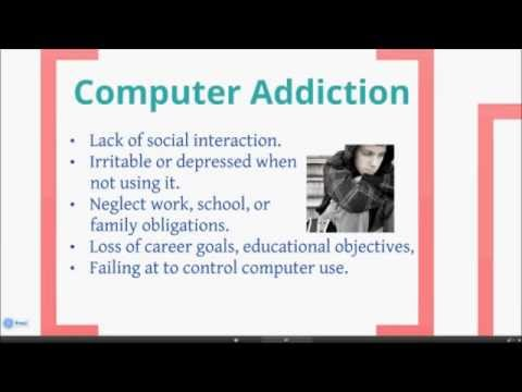 Computer Health Related Problems | thedigitalfamily