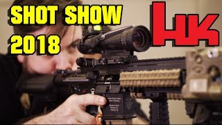 German Army Replace New HK433 5 56mm Assault Rifle - Самые лучшие видео