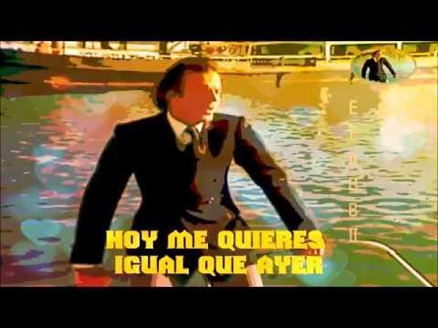 JULIO IGLESIAS QUIEREME VIDEO LETRA