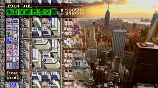 How Is SimCity Like A Real City?