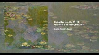 String Quartets, Op. 71