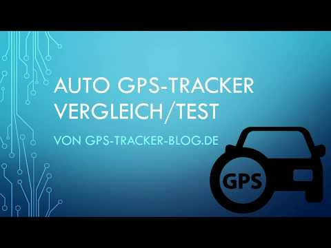 GPS-Tracker für Fahrzeuge (Autos, LKW, Transporter, etc.) - TEST [2018]