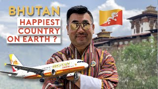 Bhutan - The Happiest Country on Earth?