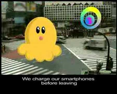 Crazy Video: 20 Ways Japanese Smartphones Do It Better