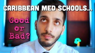 **ATTENTION PRE-MEDS**  Are Caribbean Medical Schools a Good Idea?  (SGU, ROSS, AUC)   | Pros & Cons