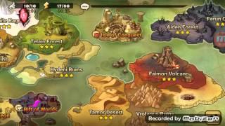 summoners war exp farming