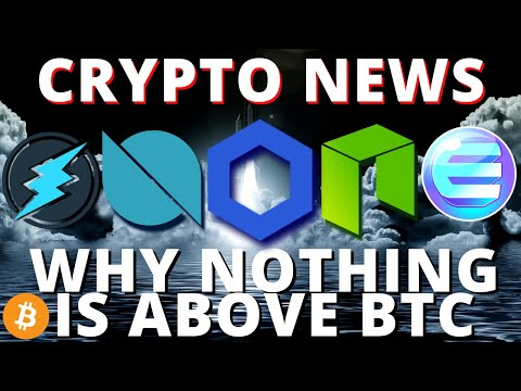 BTC IS KING | Ontology ONT | Chainlink LINK | Neo | Enjin ENJ | Electroneum ETN | BITCOIN NEWS