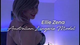 Ellie Zena   Sexy Australian Lingerie Model