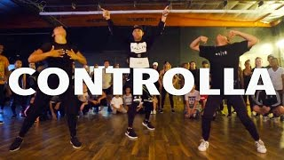 """CONTROLLA"" - Drake (remix) | @MattSteffanina Choreography"