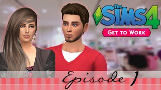 Lets Play The Sims 4 Get Work Part 1 Meet Families (9 04 MB