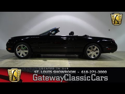 Video of '02 Thunderbird - LEN7